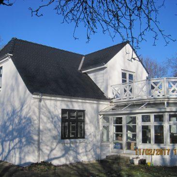 Stuehus – Nyt tag, vinduer og efterisolering